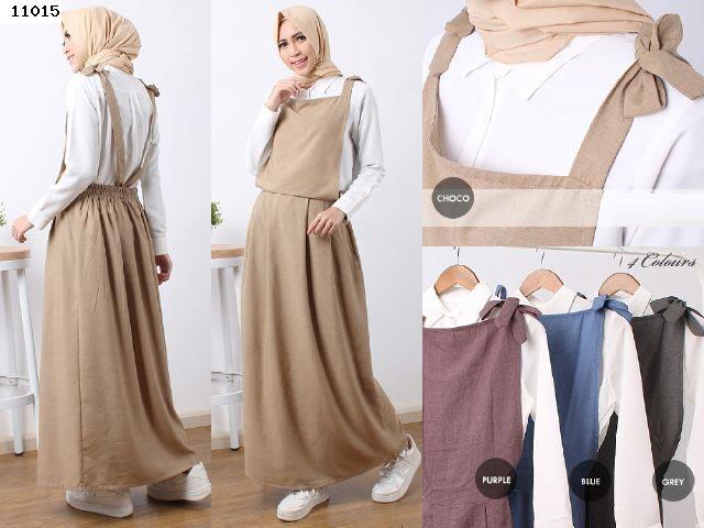Jual Maxi Dress Elica Jumpsuit Long Dress - 13015
