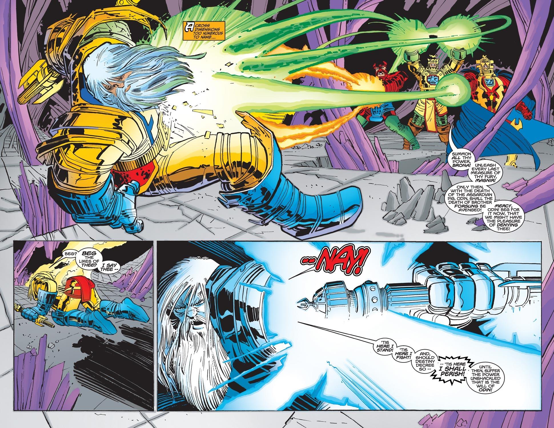 Thor (1998) Issue #18 #19 - English 14