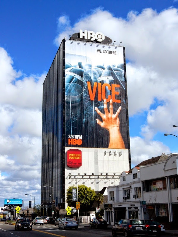 Giant Vice season 3 billboard
