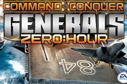 Free Download Game Command and Conquer Generals Zero Hour for Computer or Laptop