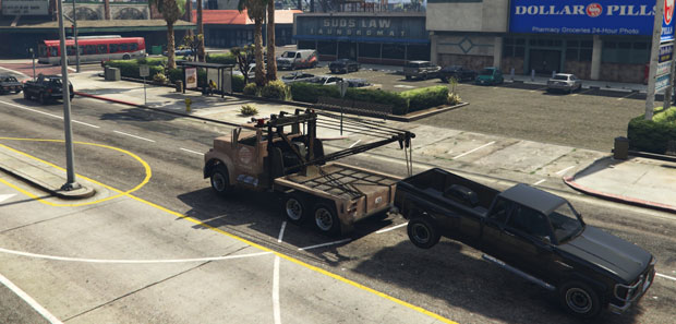 GTA V Towing Guide - GamingReality