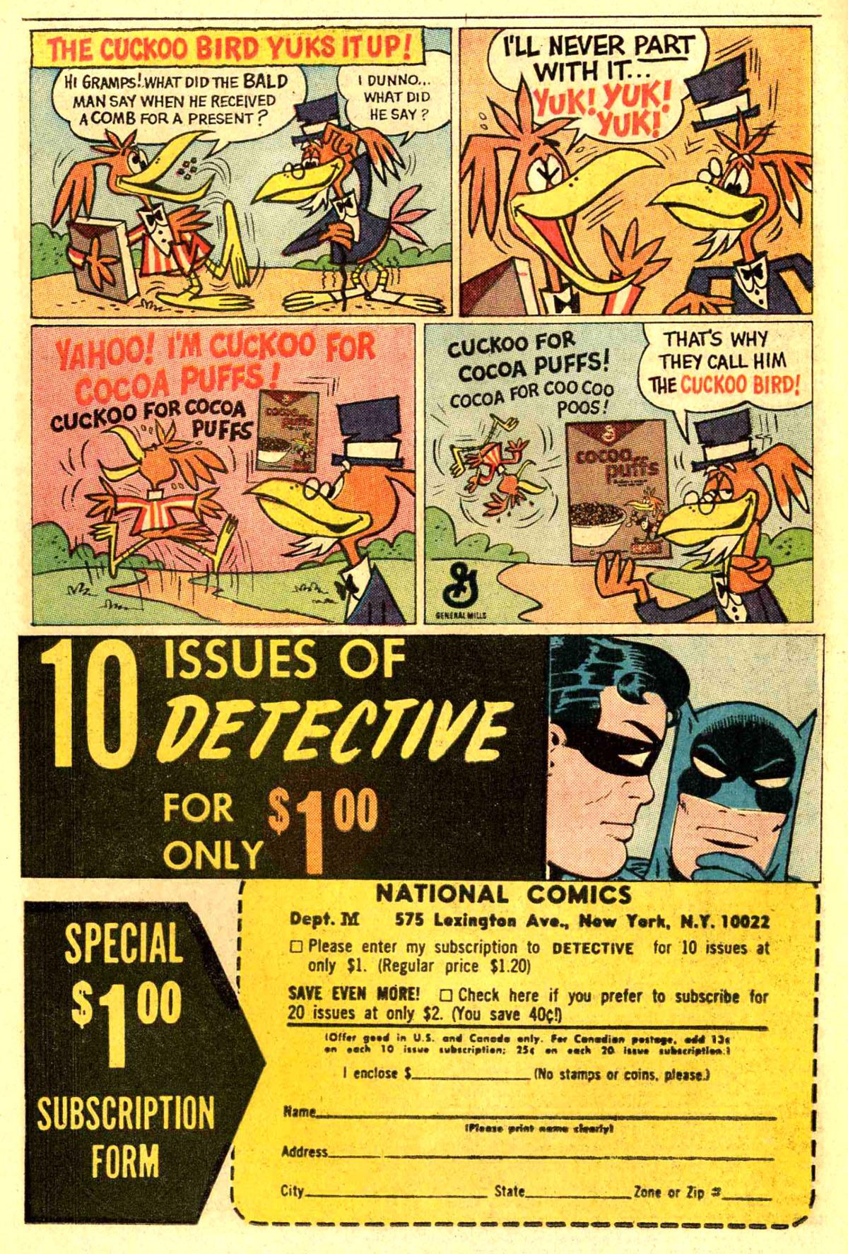Detective Comics (1937) 342 Page 33