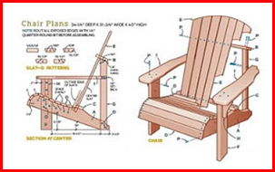 Skull Adirondack Chair Plans Desk Dublin Discover How To Build An Easy Out Of Pallet Skis Footrest