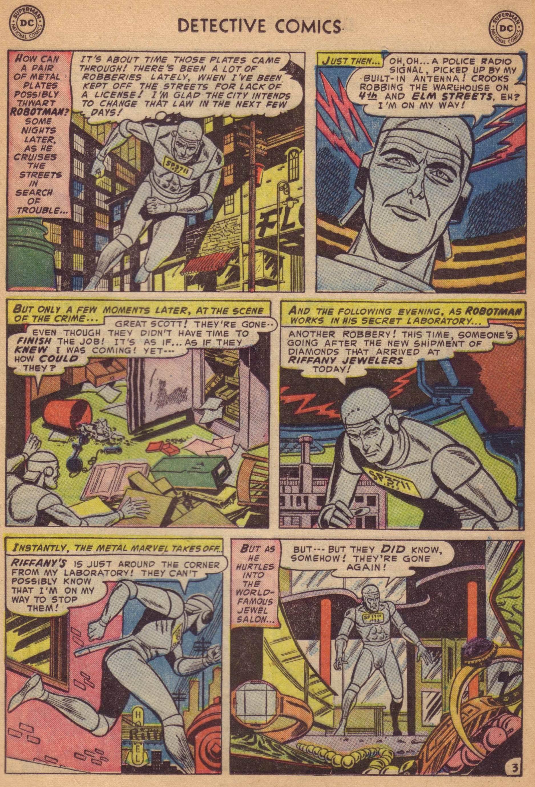 Read online Detective Comics (1937) comic -  Issue #197 - 27