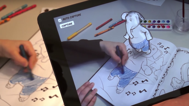 Google Ajukan Paten Buku Berunsur Augmented Reality