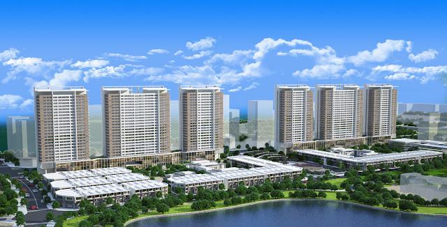 Khai Sơn Town City Long Biên