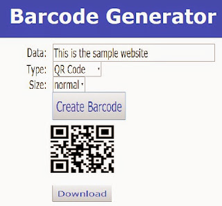 All type barcode Grenerator