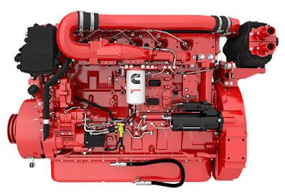 Cummins Brasil lança motor X15  para o mercado marítimo