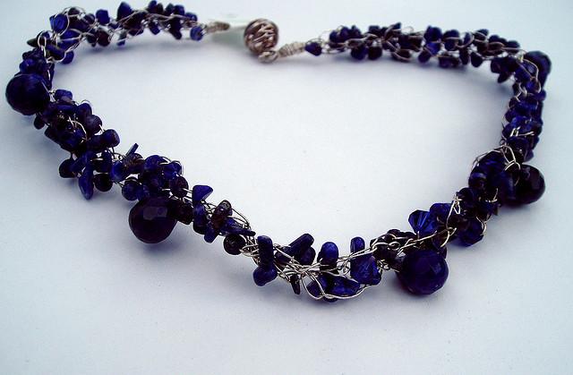 Minutiae of Silver Jewelry
