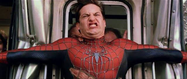 pemeran spiderman terbaik, pemeran spiderman terbaru, tobey maguire spiderman 2