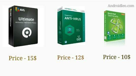 antivirus price compare, need Android antivirus