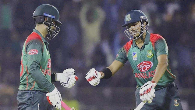Tamim give Bangladesh series win