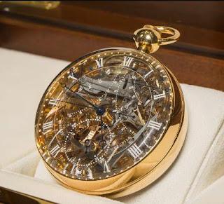 Reloj de bolsillo María Antonieta