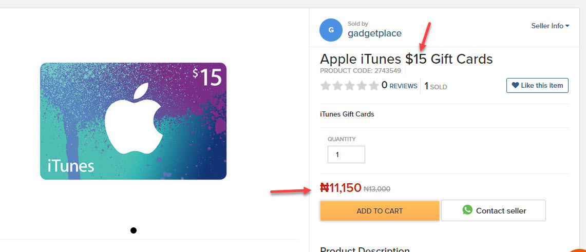 how to buy from itunes us