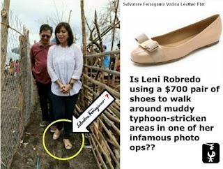 Leni Robredo, Mocha Uson, Rodrigo Duterte, Social Media, trolls, Salvatore Ferragamo Varina Leather Flat