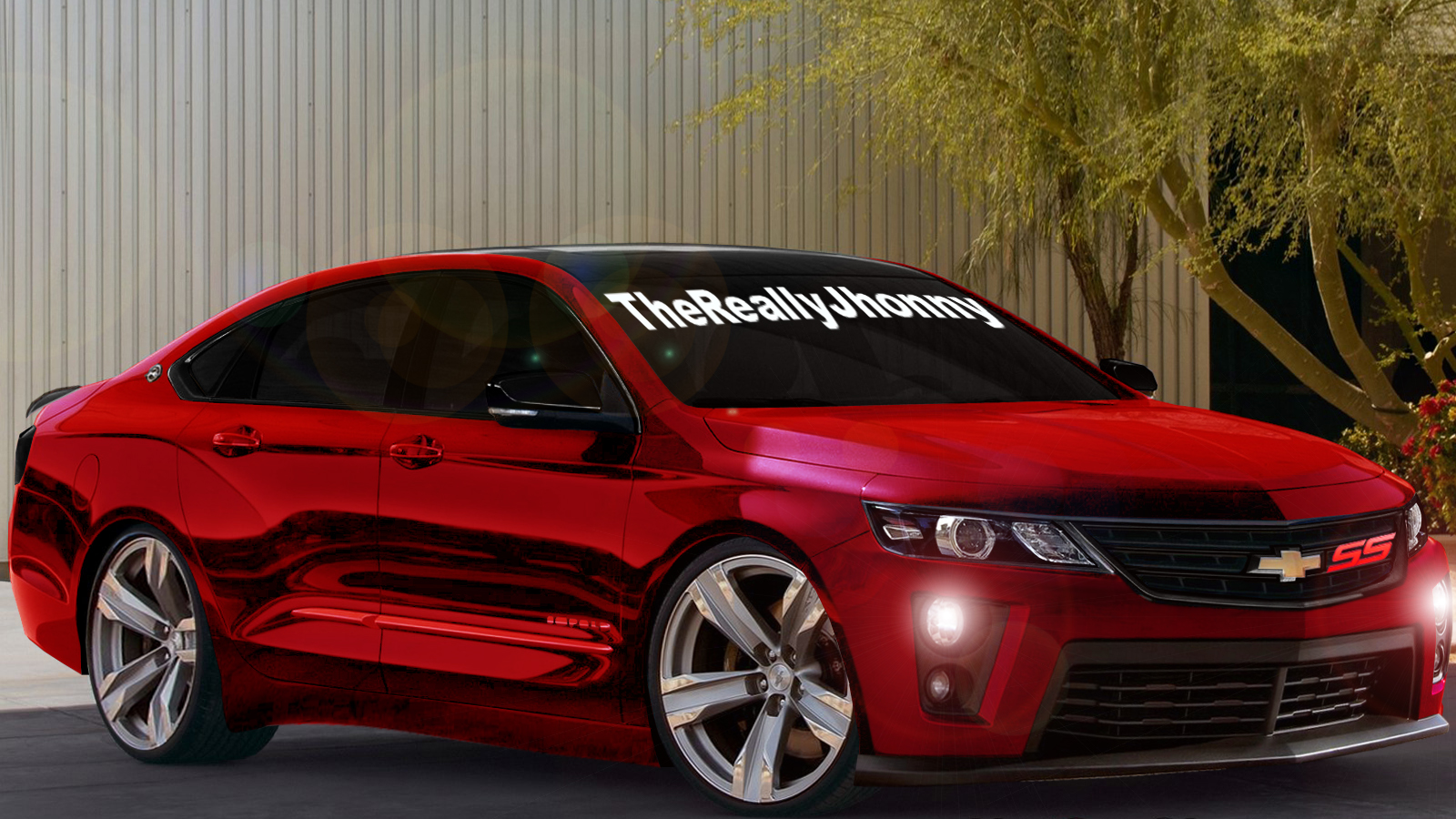 Car Wallpapers In Good Images 2014 Chevrolet Impala Ss