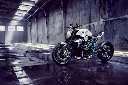 What The Bmw I8 Supercar Would Look Like In Motorcycle Form
