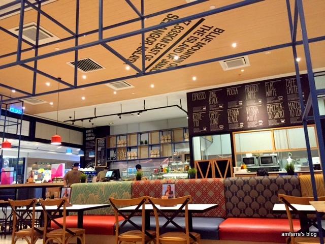 Jamaica Blue Coffee at Setia City Mall, Setia Alam