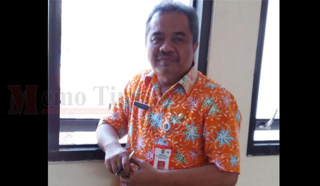 Kepala Dispendukcapil Lumajang Ahmad Taufik Hidayat, SH., M.Hum
