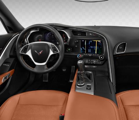 2017 Chevrolet Corvette Grand Sport Z07 Manual Review