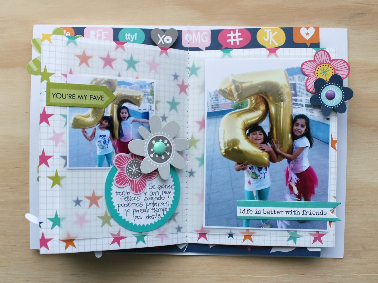 Decorar Album Scrap Fsn Ideas Mini Album Desestructurado