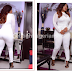 """Ashawo, Old Cargo, Go and Marry"" Fans Blast Halima Abubakar for Sharing this photos [see]"