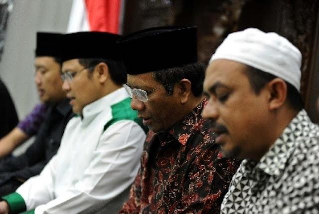 Omongan Mahfud MD Bisa Bikin Masyarakat Malas Memilih PKB