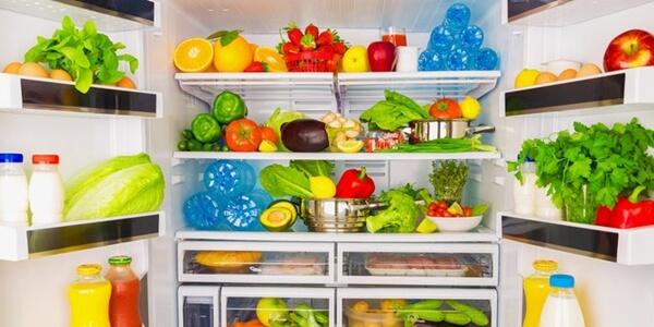Makanan Dalam Kulkas
