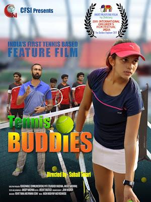 Tennis Buddies 2019 Hindi Complete WEB Series 720p HEVC x265