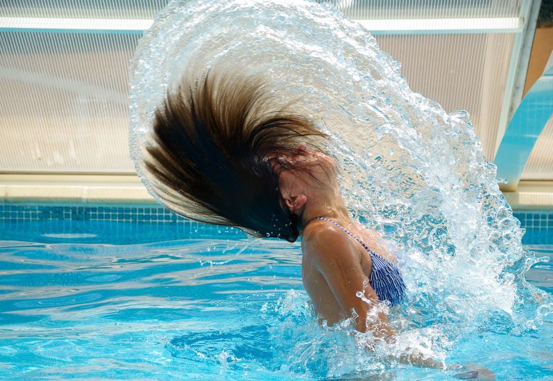 start swimming to appreciate your body