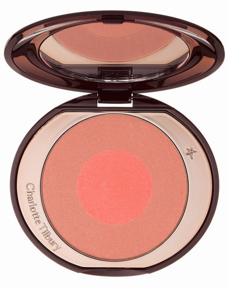Is This Mutton reviews Charlotte Tilbury Cheek to Chic blusher