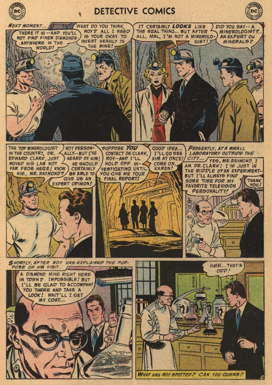 Read online Detective Comics (1937) comic -  Issue #229 - 20
