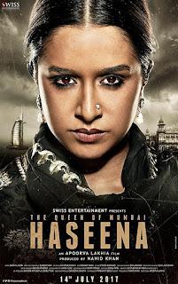 Haseena Parkar (2017) Hindi Movie 180Mb hevc DVDRip