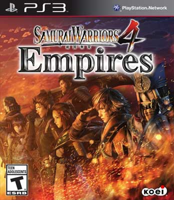Samurai Warriors 4: Empires Screenshot