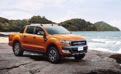 Prix Ford Ranger 2018 et date de lancement estimée