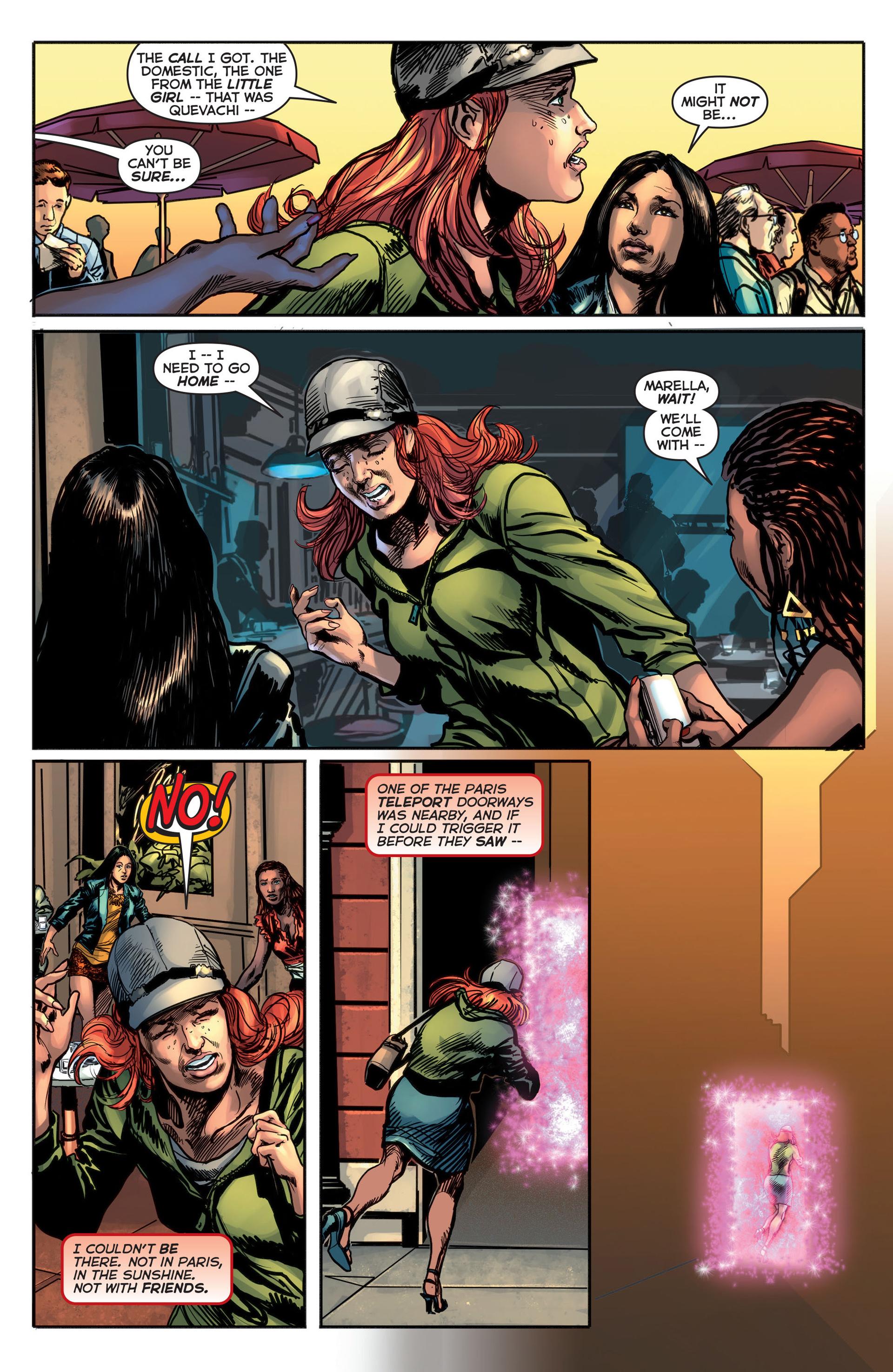 Read online Astro City comic -  Issue #3 - 5