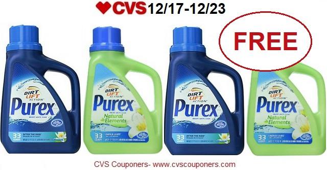http://www.cvscouponers.com/2017/12/free-purex-laundry-detergent-at-cvs.html