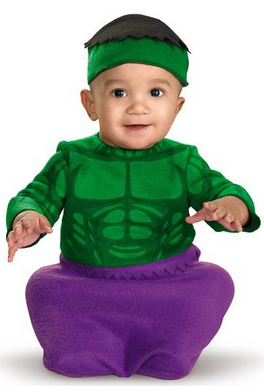 Click Here For Todayu0027s Price on the Hulk Bunting Costume!  sc 1 st  0-3 Month Halloween Costumes & 0-3 Month Halloween Costumes: 0-3 Months Baby Bunting Halloween Costumes