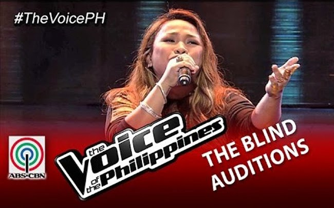 Leah Patricio Sings 'I Will Always Love You' on The Voice of the Philippines Season 2 Blind Audition Video Replay