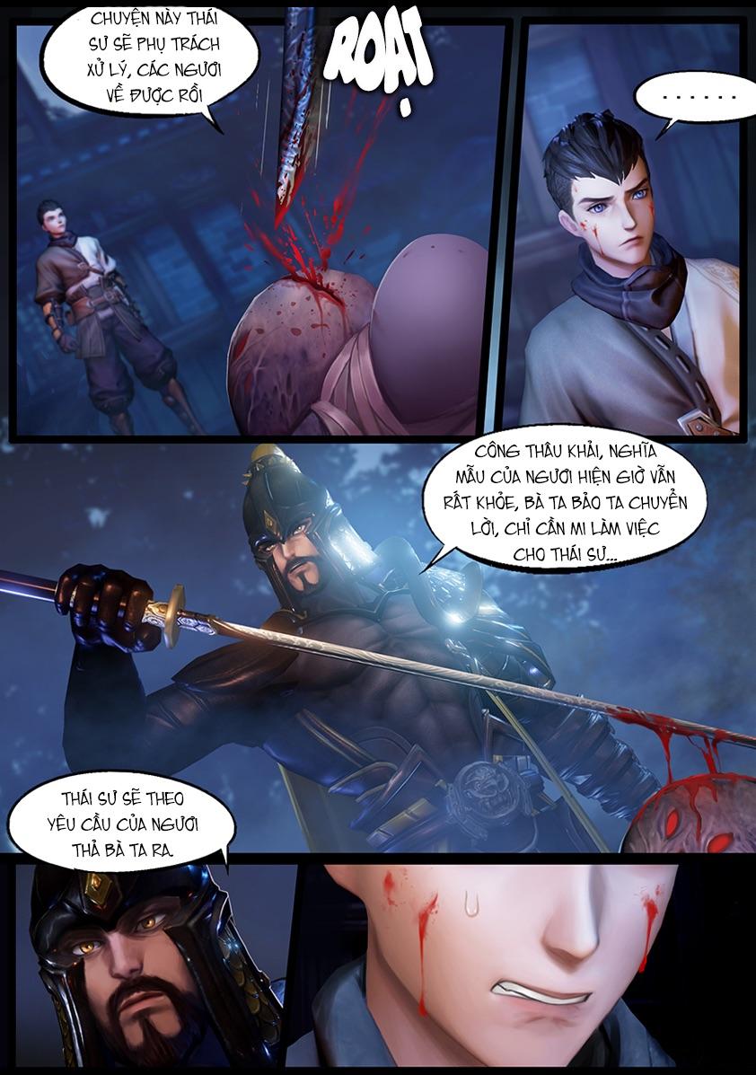 Thủ Mộ Bút Ký - Chapter 45: Thích mục - Pic 7
