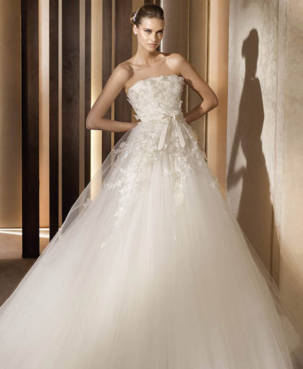 Beautiful Dresses To Wear To A Wedding: Inner Peace In Your Life: The Most Beautiful Wedding Dress