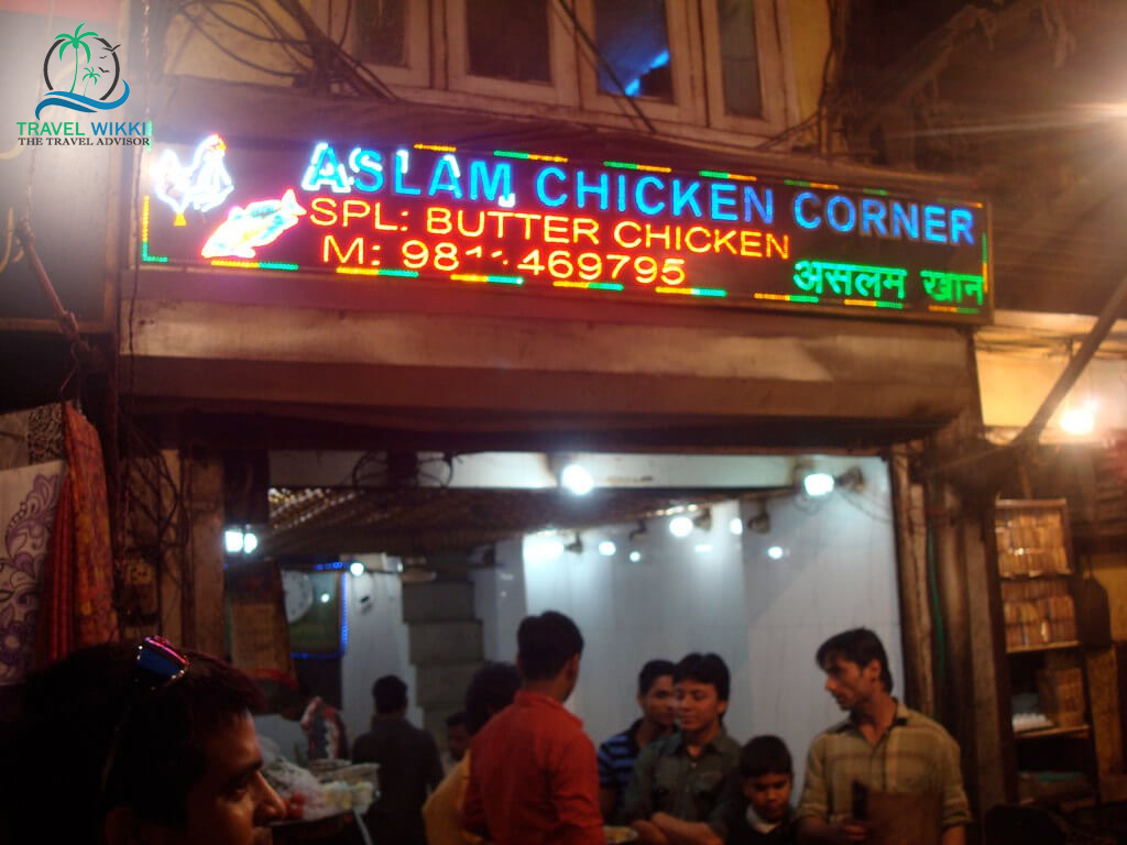 Aslam Chicken Corner, Chandni Chowk