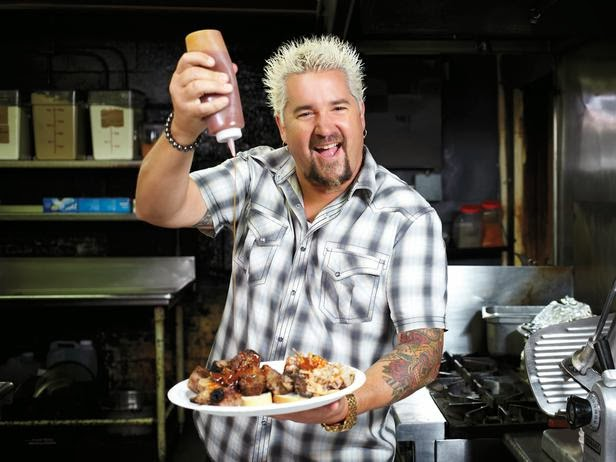 Food network gossip december 2013 food networks solution for declining numbers more guy fieri forumfinder Choice Image
