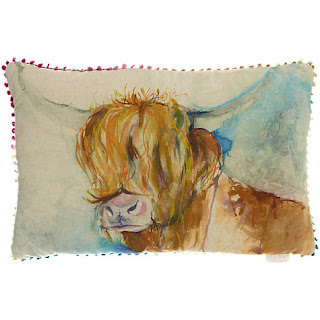 Voyage Rory Cushion (Cow)