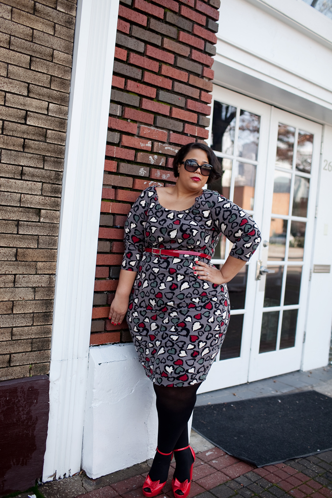 Plus size blog, JIBRI, Shoedazzle