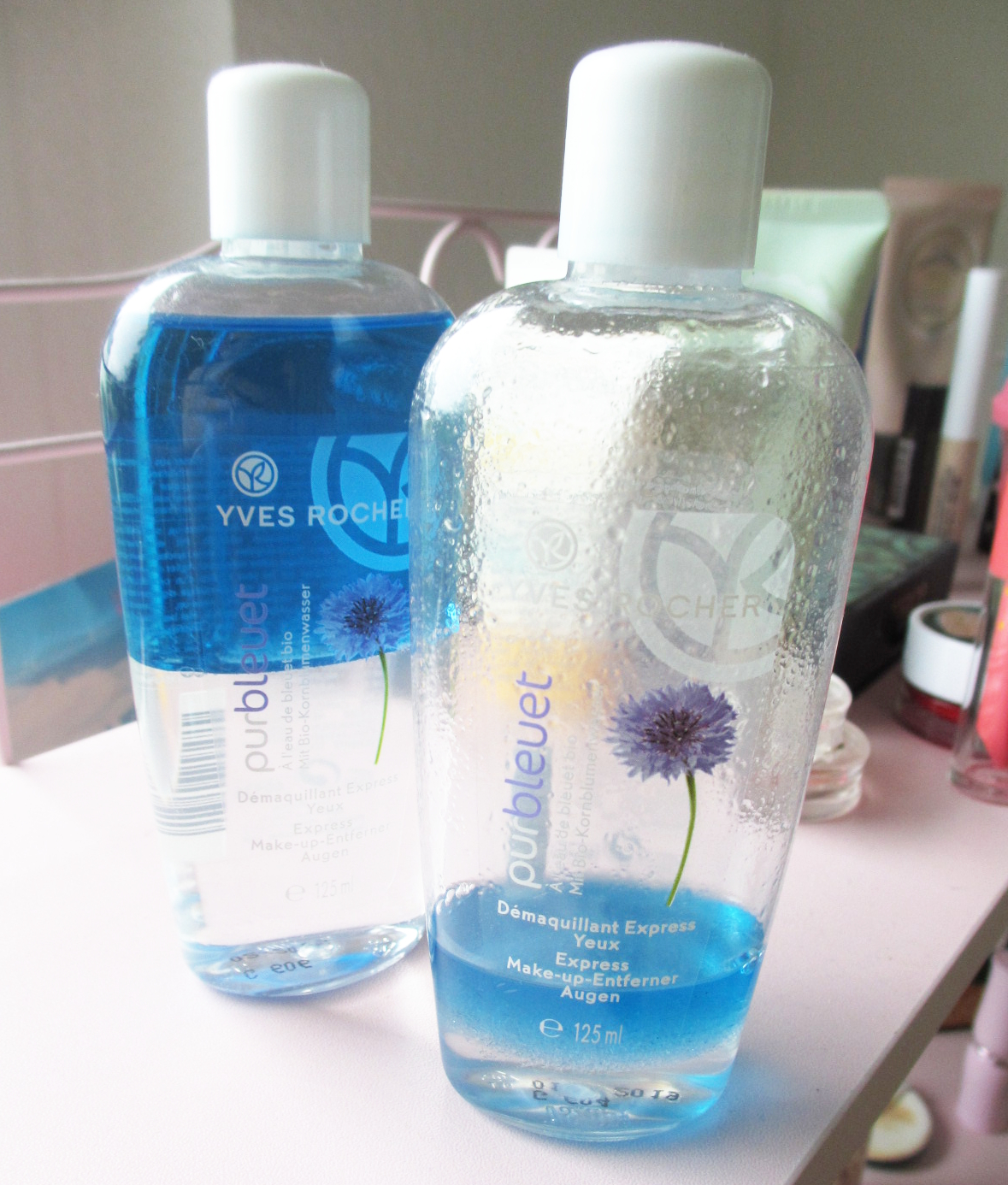 Blubblbubbl Twins Yves Rocher Express Eye Make Up Remover