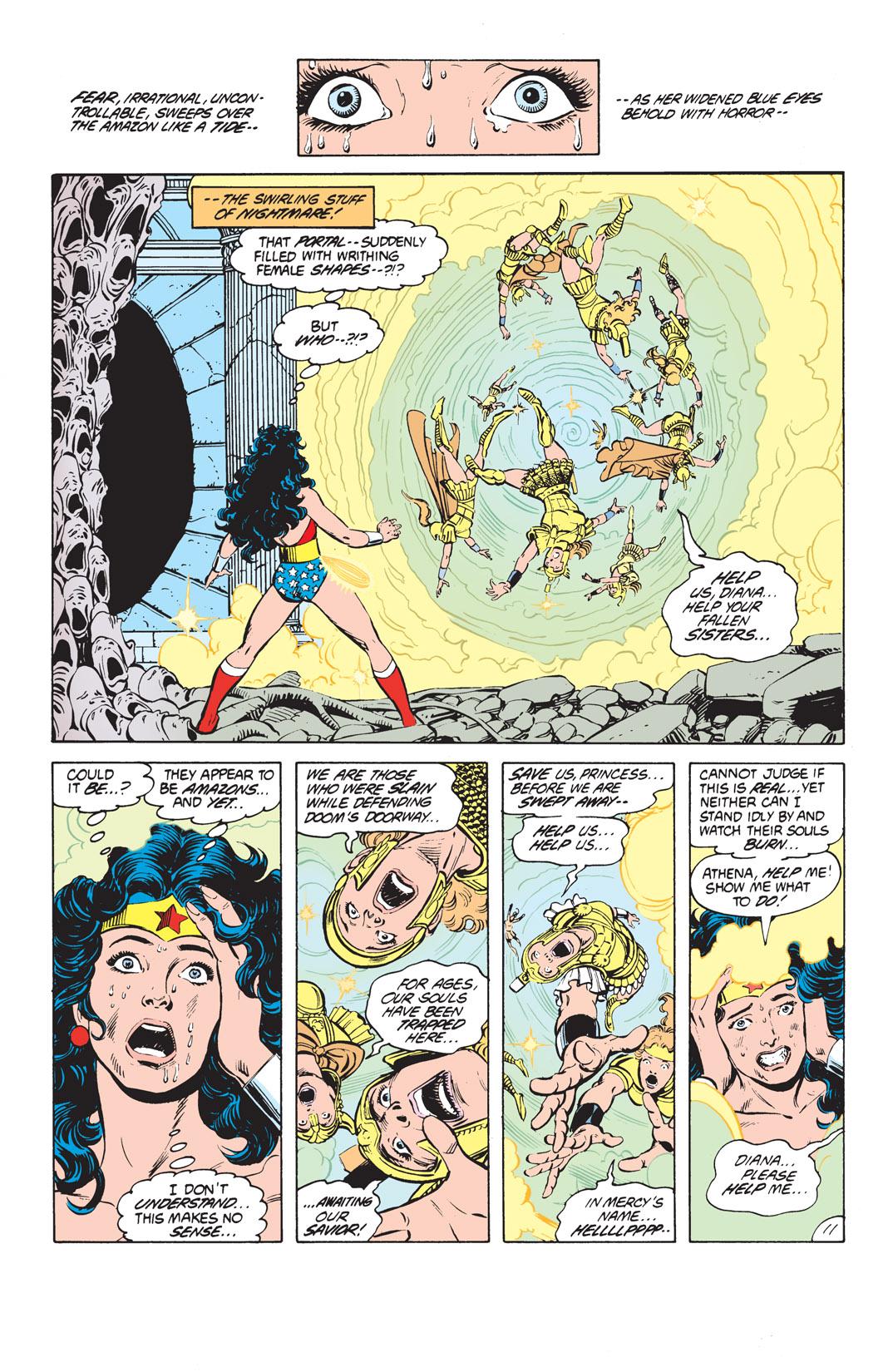 Read online Wonder Woman (1987) comic -  Issue #11 - 11