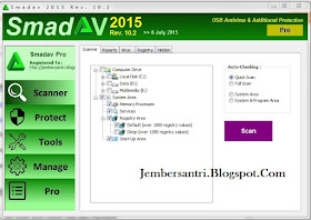 Smadav Pro Rev 10.2 Full Serial Number Key Terbaru 2015