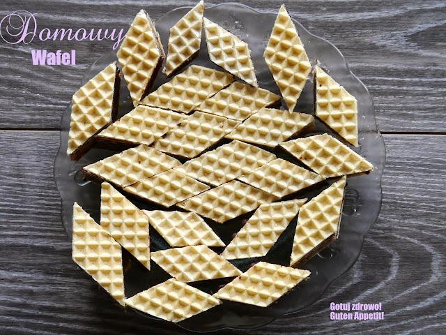 Domowe wafle - andruty - Czytaj więcej »