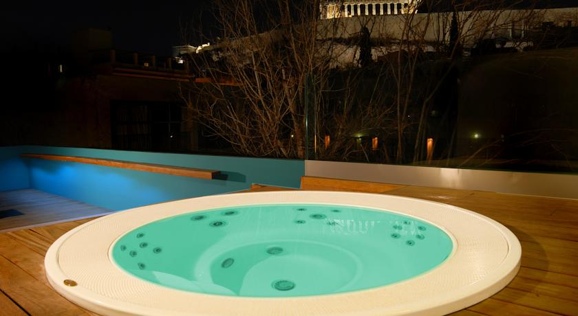 The Herodion Hotel Jacuzzi